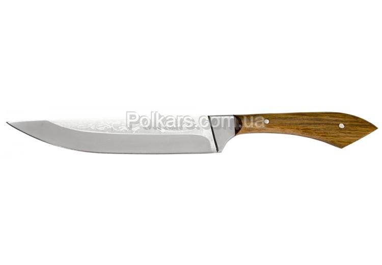 Нож кухонный 270 мм с усилителем