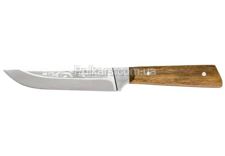 Нож для овощей 240 мм с усилителем