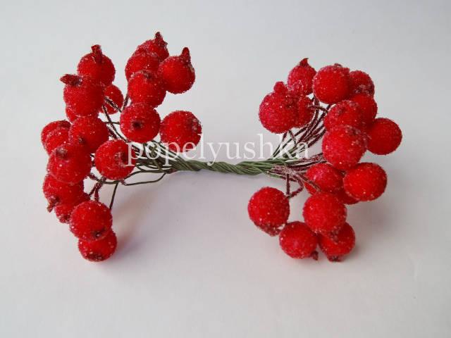 Ягоди цукрові червоні 12 мм