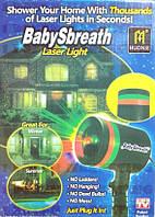 ЛАЗЕРНЫЙ ПРОЕКТОР babysbreath laser light