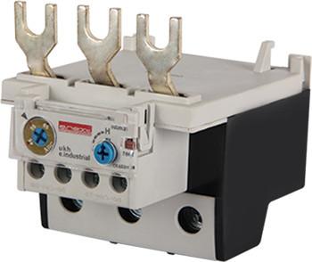 Тепловое реле e.industrial.ukh.85.85, номинальный ток 85А, диапазон регулировки 63-85 А ENEXT [i0110012]