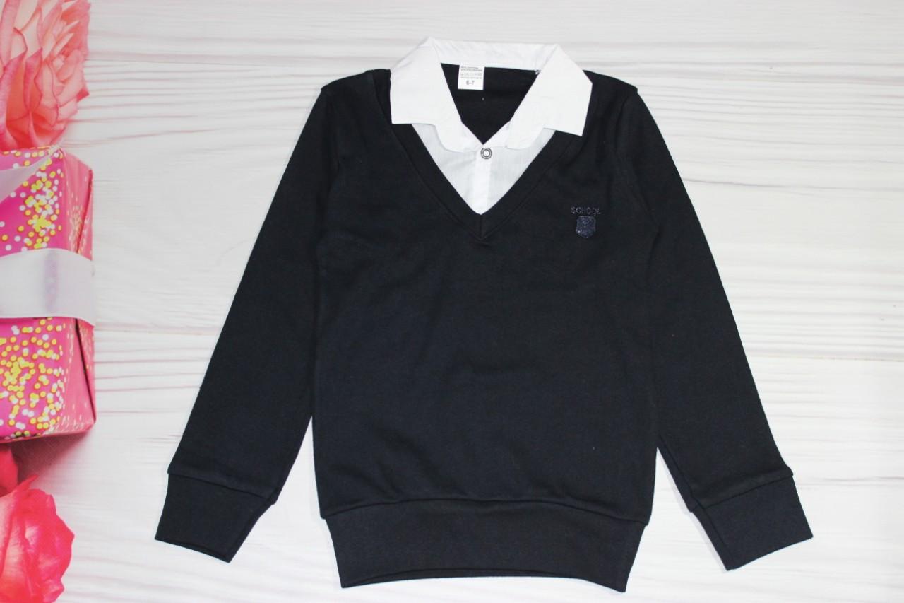 Рубашка обманка для мальчика  Турция от 12 до 13 лет