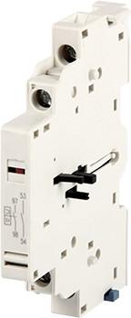 Блок контактов боковой для АЗД (0,4-32) e.mp.pro.ad.0101: дополнительный 1NC + сигнал 1NC ENEXT [p004034]