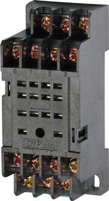 Разъем модульный e.control.p34s для промежуточного реле 3А на 4 группы контактов ENEXT [i.pif.14a]