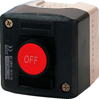 Кнопочный пост e.cs.stand.xal.d.117, stop Енекст [s006010]