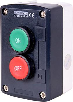 Кнопочный пост e.cs.stand.xal.d.213, пуск-стоп Енекст [s006017]