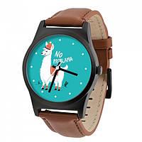 Часы Лама + доп. ремешок + подарочная коробка (4119341)