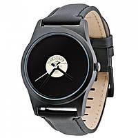 Часы Винил + доп. ремешок + подарочная коробка (4119541)