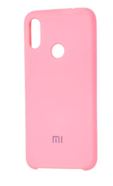 Чехол бампер Original Case/ оригинал  для Xiaomi Redmi  7  (розовый)
