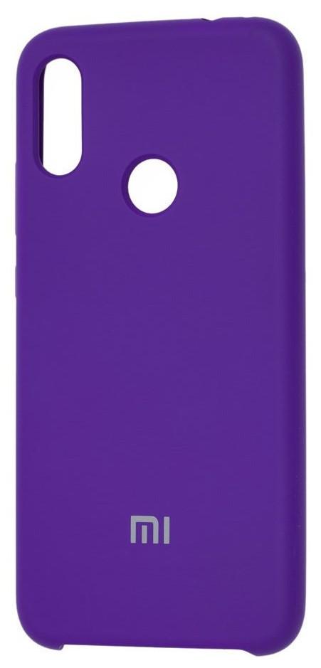 Чехол бампер Original Case/ оригинал  для Xiaomi Redmi  7 (фиолетоый)