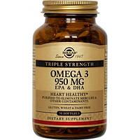 Омега-3 950 мг ЭПК ДГК капсулы №50