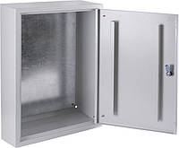 Корпус металлический e.mbox.pro.p.40.30.20z IP31 с монтажной панелью (400х300х200) ENEXT [s0100233]