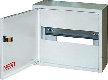Шкаф распределительный e.mbox.RN-6-P мет. навесной, 6 мод. 215х150х125 мм ENEXT [RN-6-P]