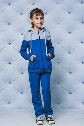 Спортивный костюм детский джинс, фото 2