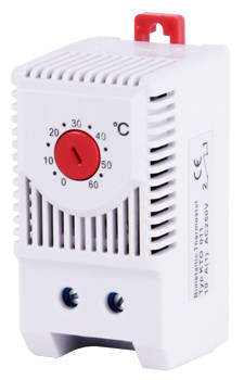 Термостат e.climatboard.01 1NC красный ENEXT [s0102036]