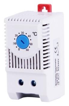 Термостат e.climatboard.02 1NO синий ENEXT [s0102037]