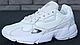 Женские кроссовки Adidas Falcon White/Light Grey (Адидас Фалкон), фото 2
