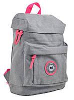 Рюкзак молодежный YES  ST-25 Neutral grey, 35*25*12.5                                     , фото 1