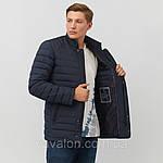 Куртка демісезонна Vavalon KD-190 navy, фото 3
