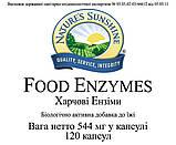 Food Enzymes Комплекс пищеварительных ферментов, фото 4