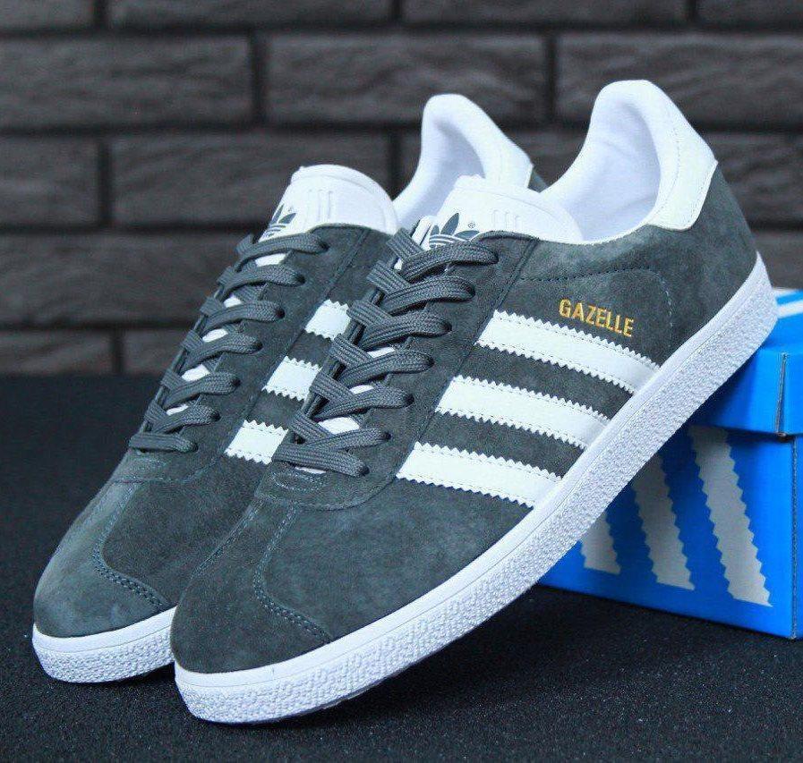 Кроссовки мужские Adidas Gazelle Suede