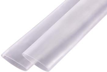 Термоусадочная трубка e.termo.stand.6.3.transparent, 6/3, 1м, прозрачная Енекст [s024198]