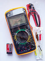 Цифровой мультиметр Тестер DT-9208A | AG450015