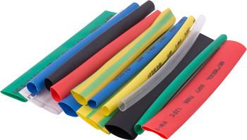 Набор трубок термоусадочных e.termo.stand.set. 4.6.8.10, (8 цветов), 4/2, 6/3, 8/4, 10/5, 100 мм, 24 шт. ENEXT
