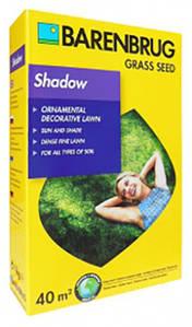 Газонная трава теневая (Shadow) BARENBRUG (Голландия)1 кг