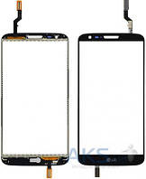 Сенсор для телефона LG D800 Optimus G2, D801 Optimus G2, D803 Optimus G2, LS980 Optimus G2 Black
