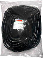 Спиральная обвязка e.spiral.stand.3.black, 1,5-10 мм, 10м, черная Енекст [s2038010]