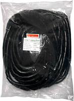 Спиральная обвязка e.spiral.stand.24.black, 20-130 мм, 10м, черная ENEXT [s2038017]