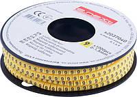 """Маркер кабельный e.marker.stand.0.1.5.9, 0-1,5 кв.мм, """"9"""", 1000 шт Енекст [s2037040]"""