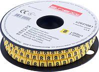 "Маркер кабельный e.marker.stand.3.6.8, 3-6 кв.мм, ""8"", 350 шт ENEXT [s2037081]"