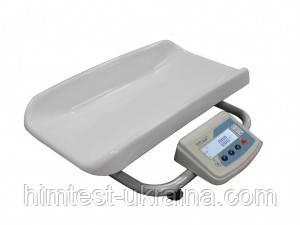 Весы медицинские для новорожденных ТВЕ1-15-5-(300х550)-13ра-М Техноваги