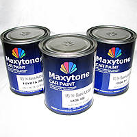Авто краска (автоэмаль) металлик Maxytone 487 Лагуна 1 л