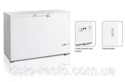 Ларь морозильный  Tefcold FR 405, фото 2