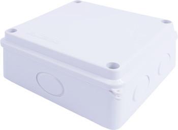 Монтажная коробка e.db.pro.oe.100.100.70, IP 65, без отверстий для ввода ENEXT [p018003]