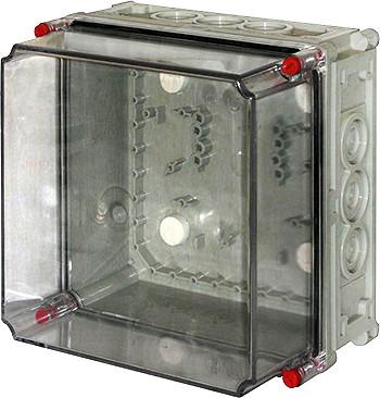 Коробка монтажная пластиковая Z3 W 3-3-3-3 IP55 (250*250*138) Енекст [9301-001]