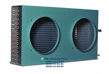 Конденсатор воздушного охлаждения HTS ATC 124 (LH124)