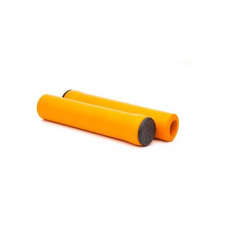 Ручки руля ONRIDE FoamGrip. Помаранчовий, фото 2