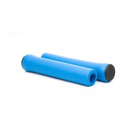 Ручки руля ONRIDE FoamGrip. Синій, фото 2