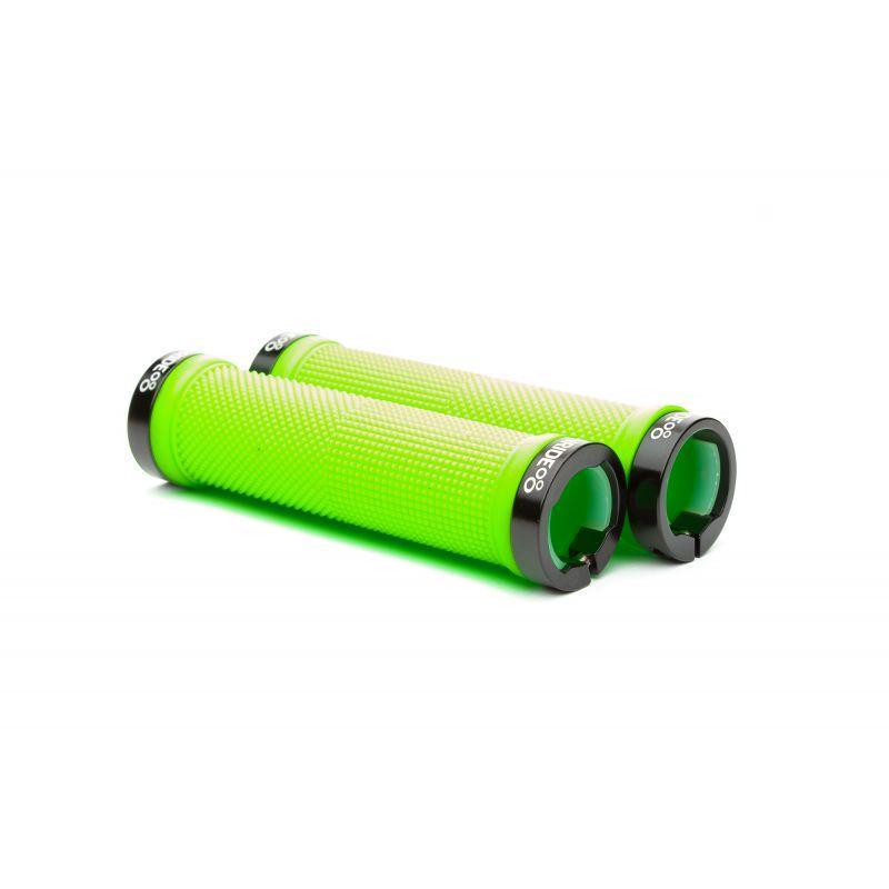 Ручки руля ONRIDE Wizard. Зелений