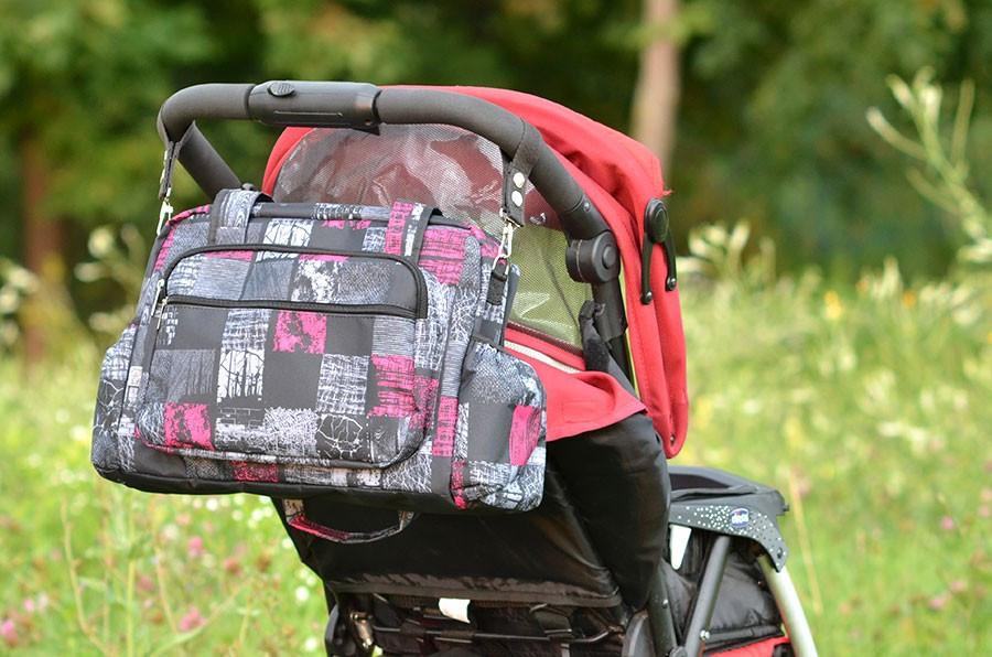 Сумка на коляску Baby Breeze 0348 - 153823