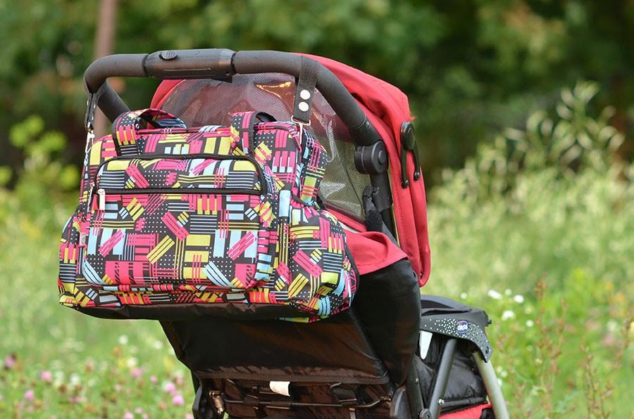 Сумка на коляску Baby Breeze 0348 - 154667