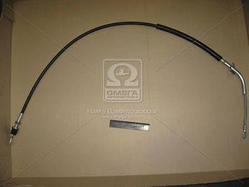 Трос ручного тормоза ГАЗ 3307,3309 задний правый (1528мм) (покупной ГАЗ) (арт. 3307-3508180-02)