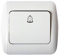 Выключатель e.install.stand.811D звонка с рамкой ENEXT [s035024]