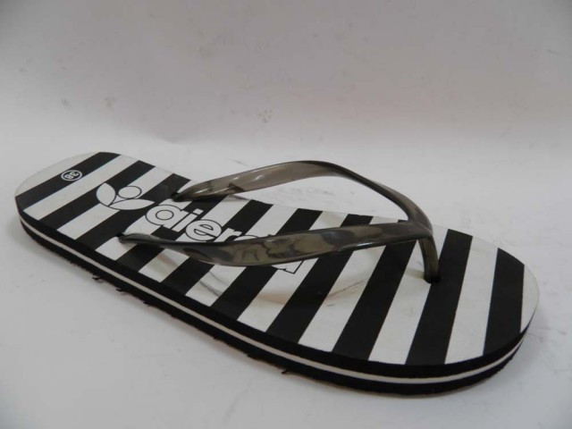 Шлепки женские Aierda 0029 черный