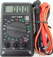 Мультиметр DT182 тестер