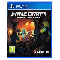 Игра Minecraft (Майнкрафт) для PS4